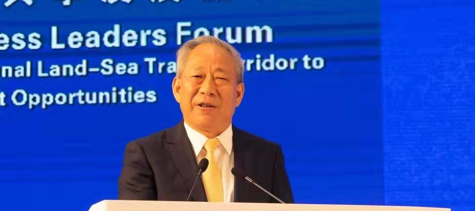 Chairman Yan Jiehe was Invited to Attend the China-ASEANBusiness Leaders Forum and Delivered a Keynote Speech